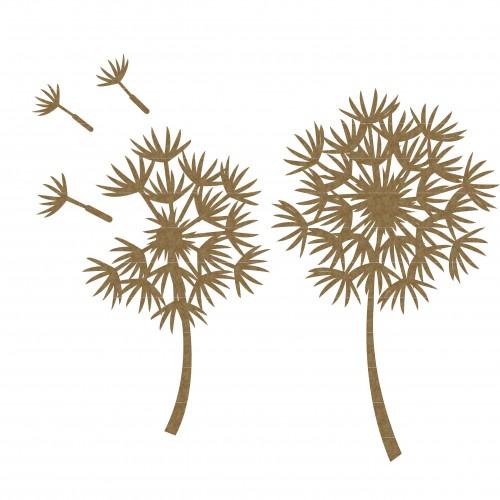 Dandelions - Flowers