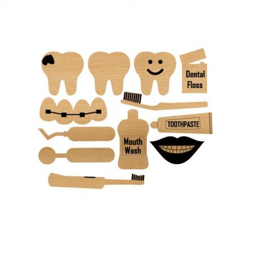 Dental - Wood Veneers