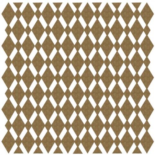 "Diamonds Panel 2 - 6"" x 6"" Lattice Panels"
