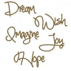 Dream Word Set