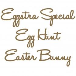 Egg Word Set