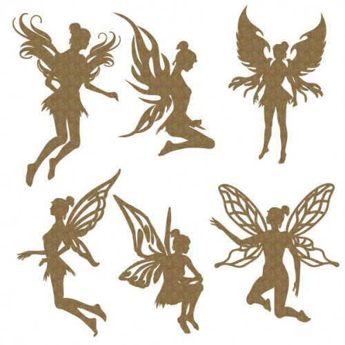 Fairies - Wings