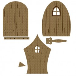 Fairy Door Set 1