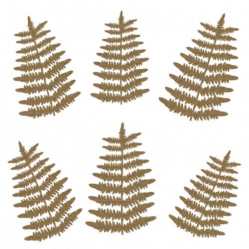 Fern Foliage 1 - Flourishes