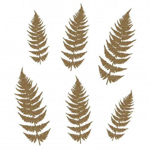 Fern Foliage 4 - Flourishes