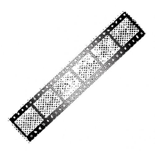 Film Strip Stamp  1 - Borders
