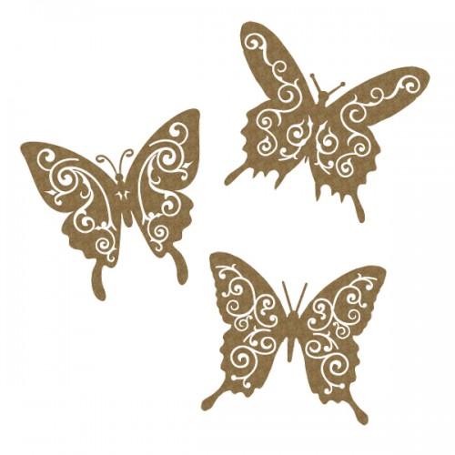 Flourish Butterflies - Wings