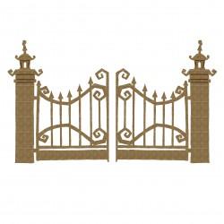 Halloween Gates