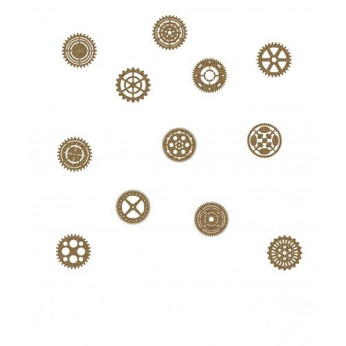 Gear set 3 - Steampunk