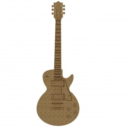Guitar - Chipboard