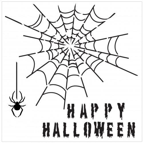 Halloween Stencil - Stencils