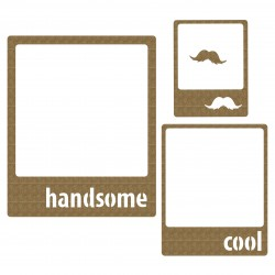 Handsome Frame Set