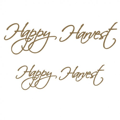 Happy Harvest - Titles, Quotes & Sayings