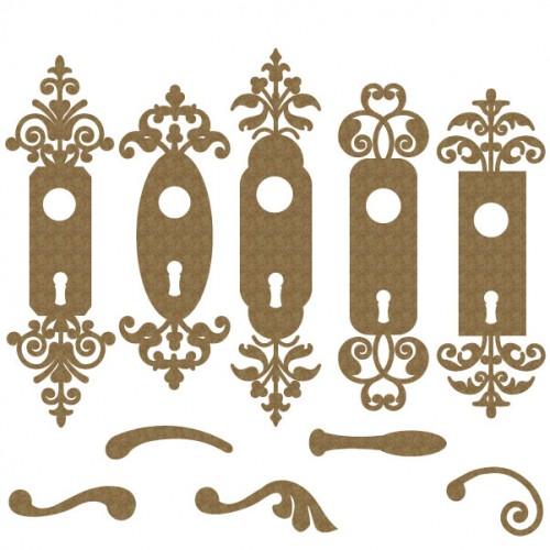 Door Knobs - Windows and Doors