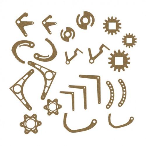 Loose parts - Steampunk