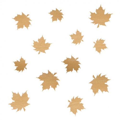 Maple Leaves - Wood Veneers