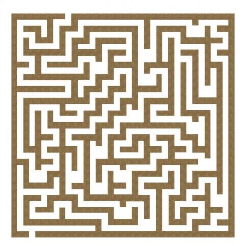 "Maze Panel - 6"" x 6"" Lattice Panels"