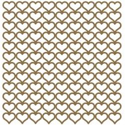 Mini Heart Panel