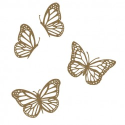 Monarch Butterfly Set