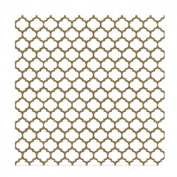 Moroccan Lattice Panel
