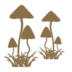 Mushroom Set 1