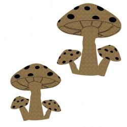 Mushroom Set 2