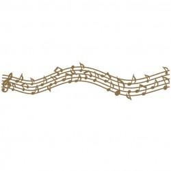 Music Note Border 2
