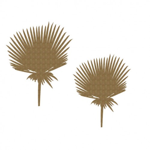 palm leaves - Trees