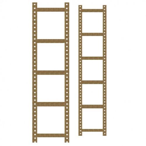 Photo Booth Film Strip - Frames