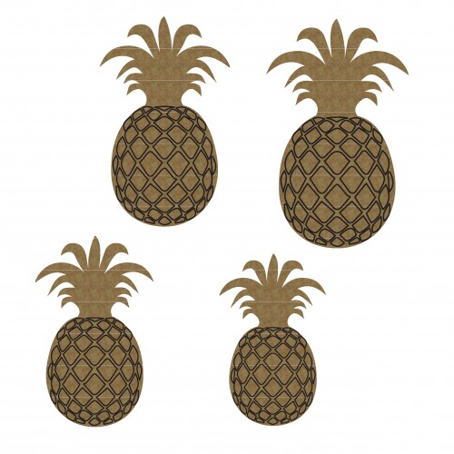Pineapples - Fruit