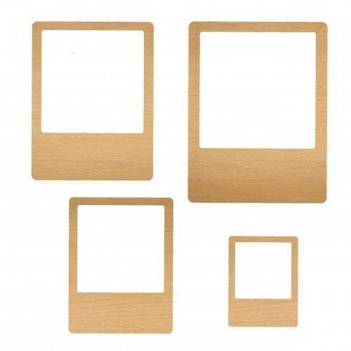 Wood Frame Set - Wood Veneers