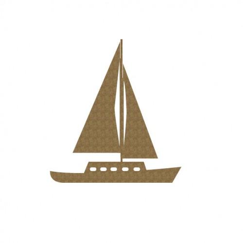 Sailboat 1 - Summer