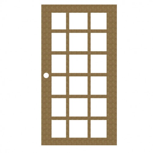 Simple Screen Door - Windows and Doors