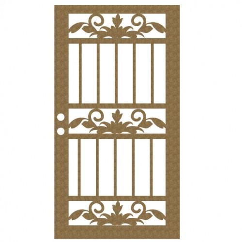 Security door 1 - Windows and Doors