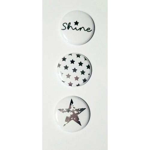Shine Flair Silver - Flair