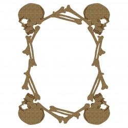 Skull and Bones Frame