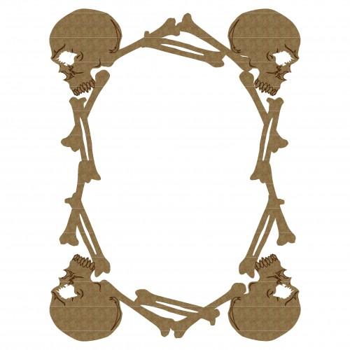 Skull and Bones Frame - Frames