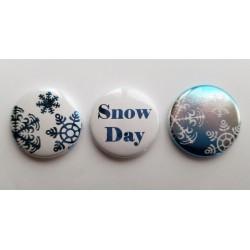 Snow Day Flair