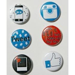 Social Media Inspired