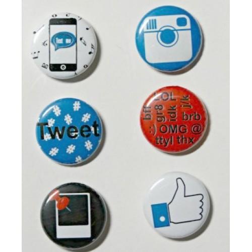 Social Media Inspired - Flair