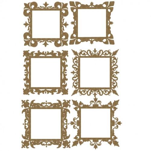 Square Mini Frames - Frames