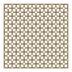 Square Lattice Panel