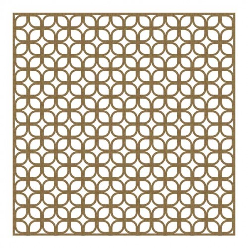 """Square Lattice Panel - 6"""" x 6"""" Lattice Panels"""