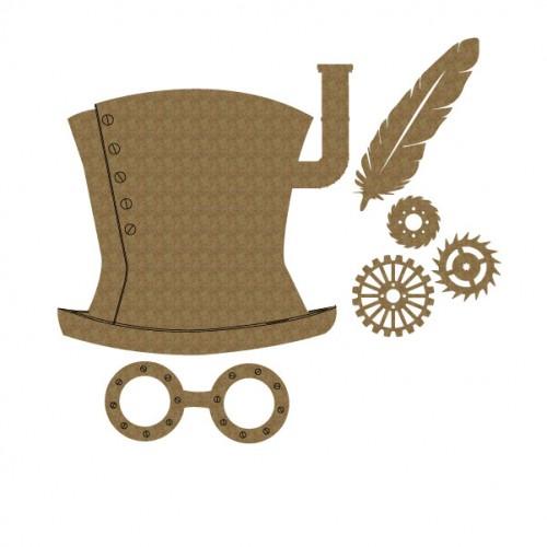 Steampunk Hat Set - Steampunk