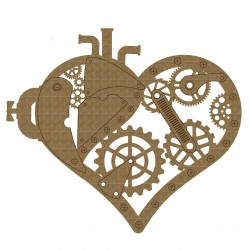 Steampunk Heart 2