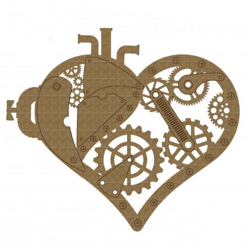 Steampunk Heart 2 - Steampunk