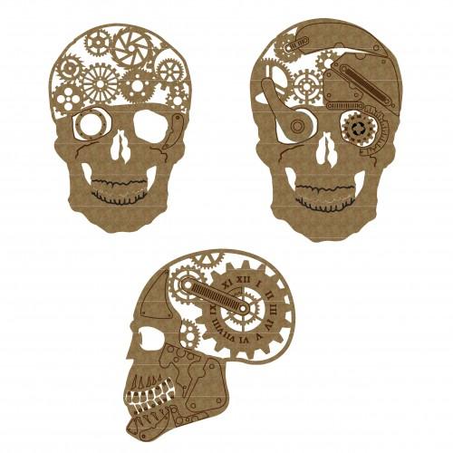 Steampunk Skulls - Steampunk