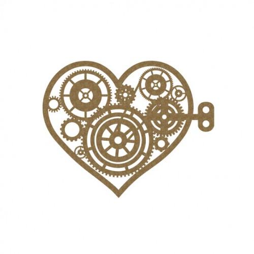 Steampunk Heart - Steampunk