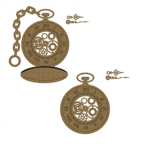 Steampunk Pocket Watches - Steampunk