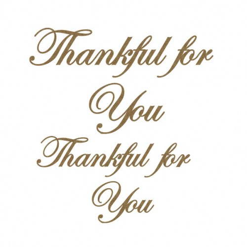 Thankful For You - Titles, Quotes & Sayings